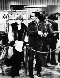 ONE DAY AT A TIME, from left: Bonnie Franklin, Ron Rifkin in 'Ann Meets Nick: Part 1' (Season 6, Epi