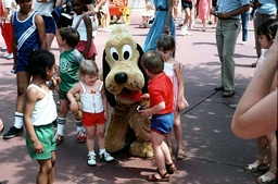 DISNEYWORLD CENTENNIAL CELEBRATION, FLORIDA, AMERICA - 1982