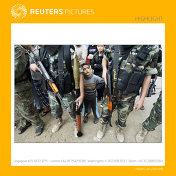 REUTERS PICTURE HIGHLIGHT