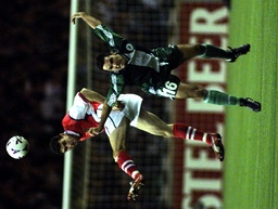 ARSENAL AGAINST PANATHINAIKOS IN THE CHAMPIONS LEAGUE