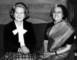 Prime Minister Margaret Thatcher 1925-2013