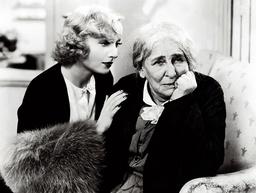 1934 - Lady By Choice - Movie Set