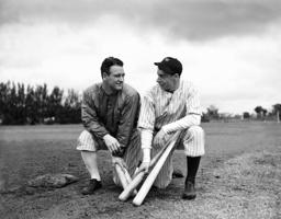 Lou Gehrig; Joe DiMaggio