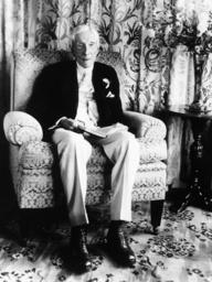 J.D.Rockefeller / Foto 1936 - J.D.Rockefeller / Photo / 1936 -