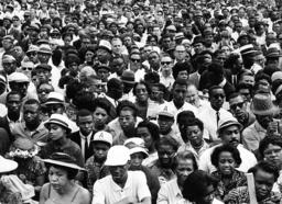Marsch auf Washington 1963 - March on Washington 1963 / Photo - Marche sur Washington, 28 août 1963 (200 000 américains mani