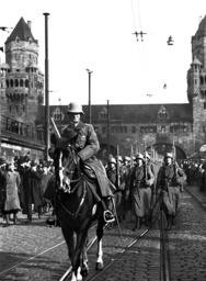 Rhineland occupation 1936
