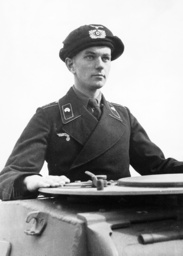 Commander of a tank, 1938