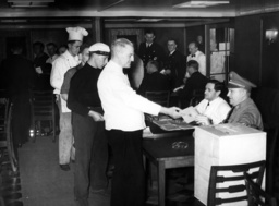 Reichstag elections in 1938 aboard the St. Louis