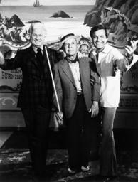 SWITCH, from left: Eddie Albert, David Wayne, Robert Wagner, 1975-78.
