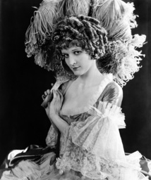 AMERICA, Carol Dempster, 1924