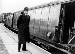 GREAT TRAIN ROBBERY SECURITY