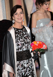 The Rose Ball 2014 at Sporting Monte-Carlo on March 29, 2014 in Monte-Carlo, Monaco.