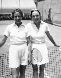 Eleanor Tennant, Alice Marble