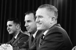 James Lovell, William Anders, Frank Borman
