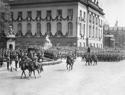 Adolf Hitler's birthday parade, 1938
