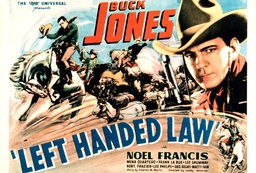 Left Handed Law - 1937