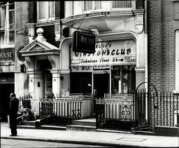 Winston's Club In London.