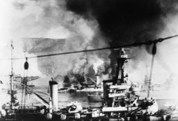 Überfall Royal Navy auf Mers-el-Kebir - Royal Navy attacks Mers-el-Kebir / 1940 -