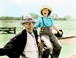 CAN THIS BE DIXIE?, from left: Slim Summerville, Jane Withers, 1936, TM & Copyright © 20th Century F