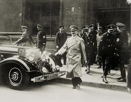 Hitler in Berlin /Volksabstimmung 1938. - Hitler in Berlin / Referendum / 1938. -