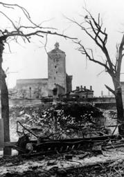 World War II - Russian front - Narva 1944
