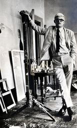 David Hockney Artist In His Studio