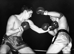 Boxer Terry Downes 1936 -
