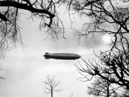 Zeppelin 'Hindenburg' (LZ 129), 1936