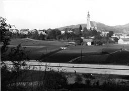 Motorway Munich-Salzburg