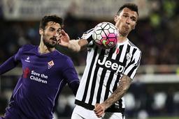 Football Soccer - Fiorentina v Juventus - Italian Serie A - Artemio Franchi stadium, Florence, Italy - 24/04/16