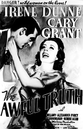 1937 - The Awful Truth - Movie Set