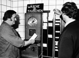 Workers do not need time clocks anymore