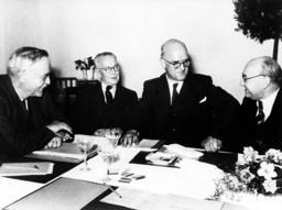 Meeting of the south-western states' bosses