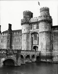 Herstmonceux Castle East Sussex.