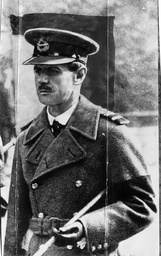Sir Hugh Dowding 1st Lord Dowding The Former Raf Fighter Chief. (died February 1970)