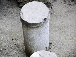 - A caldarium was a room with a hot plunge bath, used in a Roman bath complex.|This was a very hot and steamy room heated by a hypocaust, an underfloor heating system. This was the hottest room in the r -