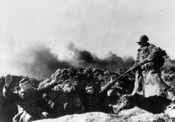Kämpfe um Königsberg 1945/dt.Soldaten... - WW2/Koenigsberg 1945/German Soldiers. -