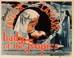 Lady Of The Tropics - 1939