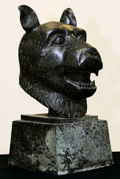 FILE PHOTO OF A CHINESE RELIC BRONZE DOG HEAD SHOWN IN HONG KONG