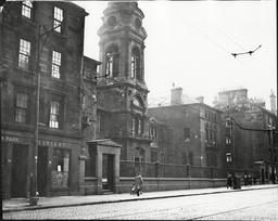 Hutcheson's School. Glasgow 1950.