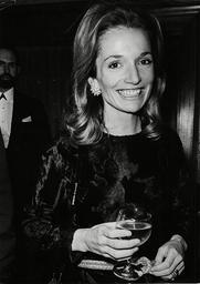 Princess Lee Radziwill Sister Of Jackie Kenendy / Jackie Onassis 1968.