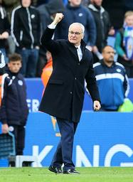 Leicester City v Swansea City - Barclays Premier League - King Power Stadium