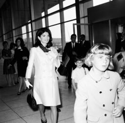 John F. Kennedy Jr., Jacqueline Kennedy, Sydney Lawford
