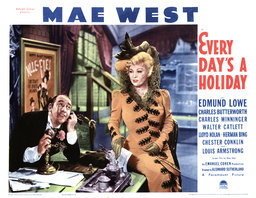Every Day's A Holiday - 1938
