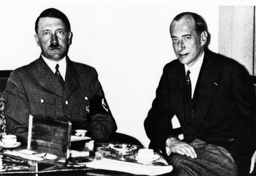 Hitler und Jozef Beck 1935 / Foto - Hitler and Jozef Beck / Photo / 1935 -