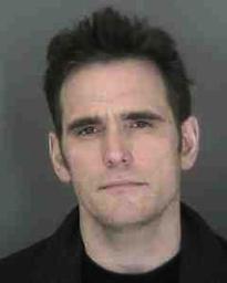 Police mug photo shows Hollywood actor Matt Dillon