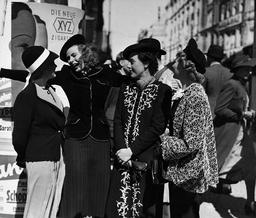 Die Vier Gesellen / The Four Companions - 1938