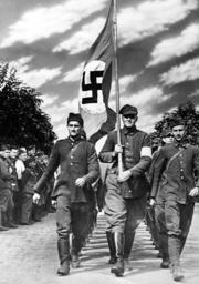 WWII - Volksdeutsche in Poland 1939