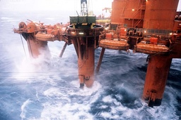 OIL RIGS AND OIL INDUSTRY - 1982