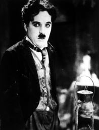 Charlie Chaplin in 'Goldrausch' - Charlie Chaplin in 'The Gold Rush' 1925 -
